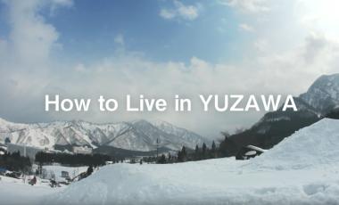 【新潟県湯沢町移住促進PR動画】How to Live in YUZAWA(White Season)
