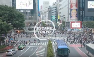 「新しい働き方改革」株式会社ESCAPE TOKYO