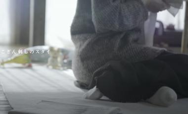 【連続移住小説 第5話 こぎん刺しのスタイ】青森県弘前市移住小説動画